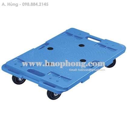 Xe đẩy hàng sàn nhựa Feida FD100